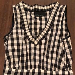 Cynthia Rowley Gingham Sundress